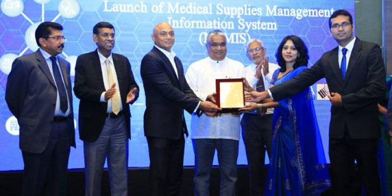 EWIS LAUNCHES SOUTH ASIA'S FIRST MEDICAL SUPPLIES MANAGEMENT INFORMATION SYSTEMS